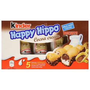 Kinder Ferrero Happy Hippo T5
