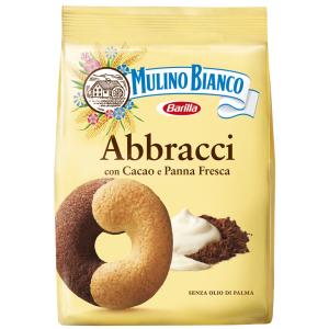 mulino bianco abbracci cookies